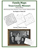 Family Maps of Texas County, Missouri