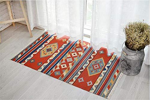 GRENSS Wachow Style/Izmir/Navajo/Wandteppich Teppich Kelim Decke Sattel/pad Indiana gc 137-19 yg 4.950 mm x 1.550 mm