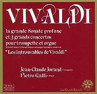 Vivaldi: Sonate et 3 Concertos pour Trompette et Orgue