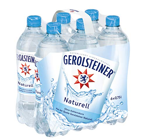 Wasser ohne Kohlensäure