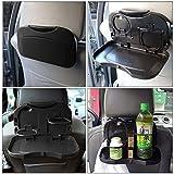 JJOnlineStore - Asiento trasero auto del coche Plegable mesa plegable Soporte de...