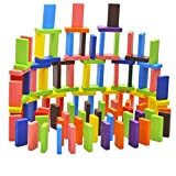 Pack Includes : 2 Pack of Domino Set (240 PCs) Great fun toy for your kids to play. It will develop your kid's imagination It cultivates children's creativity, enhance self-confidence. Parents may also participate in the game, emphasising your family...