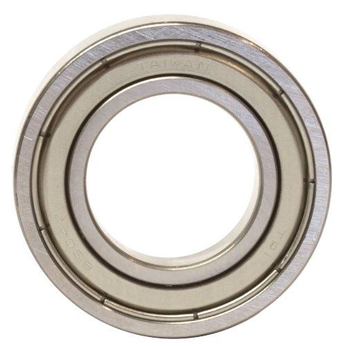 NSK - Rodamiento Rígido de Bolas de una Hilera 6907 ZZ (35x55x10), 10 Unit Pack