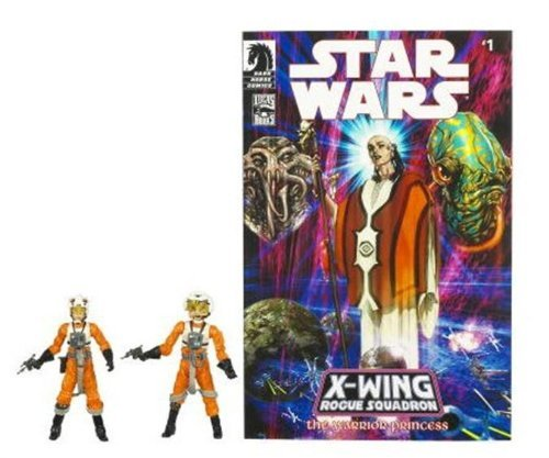 Star Wars Legacy Collection 3 3/4 Comic 2-Pack Dllr Nep and...