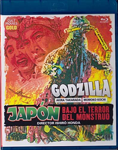 Godzilla, Japón bajo el terror del monstruo (Bd-R) (Blu-ray) [Blu-ray]