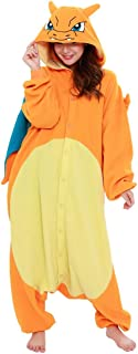 Pokemon Charizard Onesie Jumpsuit Halloween Costume