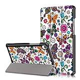 VOVIPO Lenovo Tab M8 Case,Slim Smart Cover Stand Folio Case