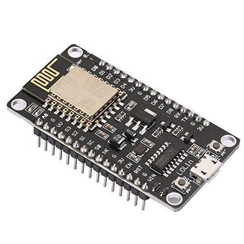 Nitrip ESP8266 CH340G NodeMcu Lua WIFI Wireless Internet-Entwicklungsboard-Modul für IOT