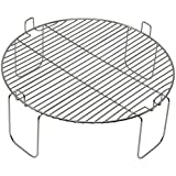 4 inch Stainless Steel Grill Rack Compatible with NuWave Oven PRO Models ONLY | Reversible 1 inch Grate...