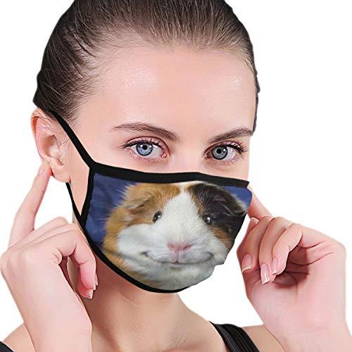 Unisex Masken Nette lustige Hunde Nahtloses Muster Anti Staub Gesicht Mundabdeckung für Radfahren Camping Outdoor