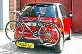 Fahrradträger Comfort zwei Fahrräder smart fortwo 451 Coupe