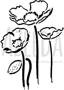 Blumen 02 Zu Malen Fur Kinder Malvorlagen 10