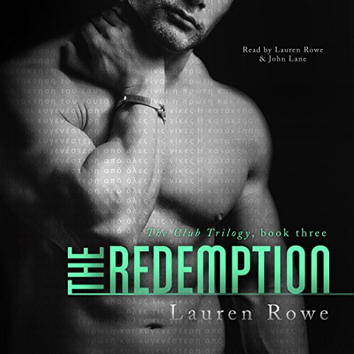The Redemption audiobook cover art