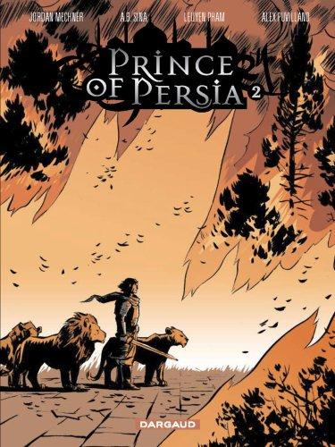 Prince of Persia, Tome 2 :
