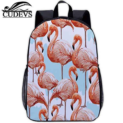 "Beautiful Seamless Tropical Pattern No.5234,Small Bag,for Men,15in 12"" Lx5 Wx15 H -  CUDEVS, CJ67_S0106L_01_P_0051691"