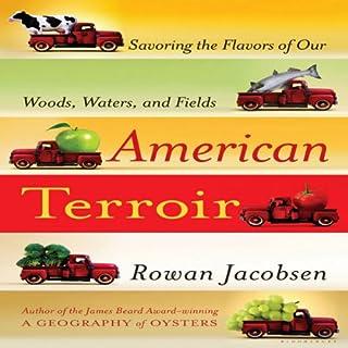 American Terroir audiobook cover art