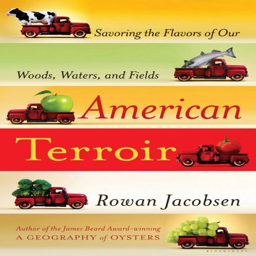 American Terroir audiobook cover art
