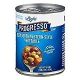 Progresso Light Southwestern Style Vegetable Soup, 18.5 oz