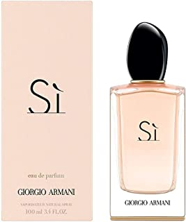 Giorgio Armani Si - Perfume for Women, 100 ml - EDP Intense Spray