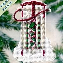 Snow Sled - Cross Stitch Kit