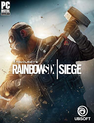 Tom Clancy's Rainbow Six Siege - Standard Edition - Standard | [PC Code - Uplay]