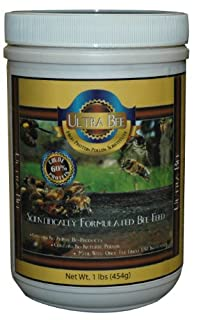Mann Lake FD213 Ultra Bee Dry Feed Canister, 1-Pound (B00B8L5UJQ)   Amazon price tracker / tracking, Amazon price history charts, Amazon price watches, Amazon price drop alerts