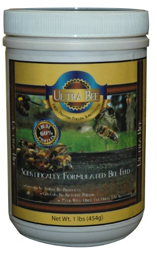 Mann Lake Ultra Bee Dry Feed
