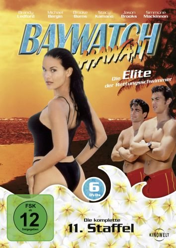 Baywatch Hawai'i - Die komplette 11. Staffel [6 DVDs]