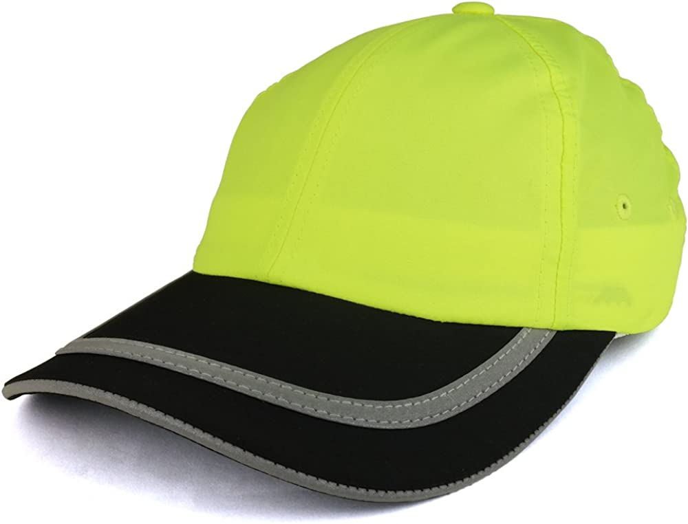 Trendy Apparel Shop Reflective Visibility Genuine Free Shipping High Enhanced Stripes Gorgeous
