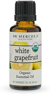 Dr. Mercola Organic White Grapefruit Essential Oil - 1 oz.