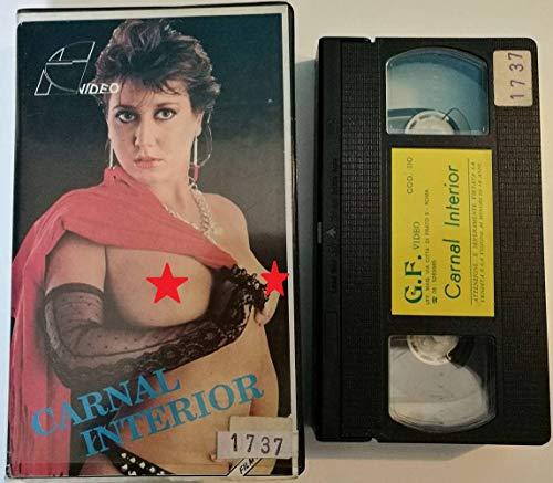 CARNAL INTERIOR - GF DISTRIBUZIONE (INEDITO IN DVD)