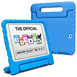 Cooper Dynamo [Rugged Kids Case] Protective Case for Samsung Tab S2 9.7   Child Proof Cover Stand, Handle   T810 T811 T813 T815 T817 T819 (Blue)