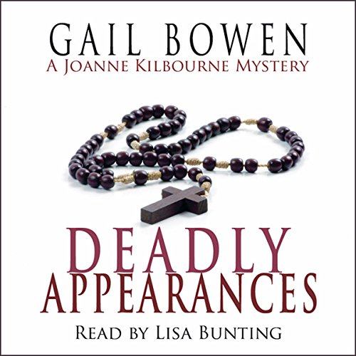 The Deadly Appearances audiobook cover art