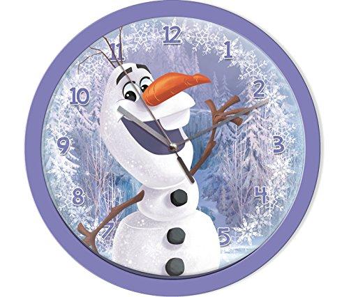 Frozen - Die Eiskönigin Wand-Uhr Olaf