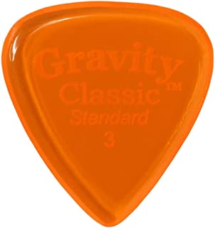Gravity Pick Classic 3.0mm Standard Polished
