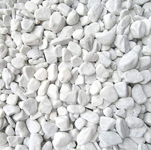 Xabian 5kg Dekosteine weiß 18-25mm