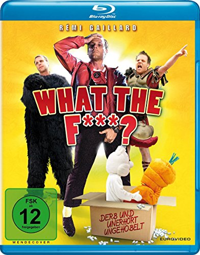 What the F***? [Alemania] [Blu-ray]