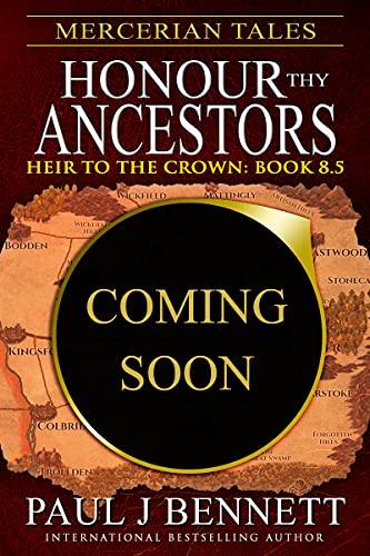 Mercerian Tales: Honour Thy Ancestors (Heir to the Crown) (English Edition)