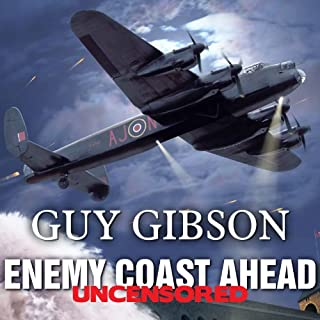 Enemy Coast Ahead - Uncensored audiobook cover art