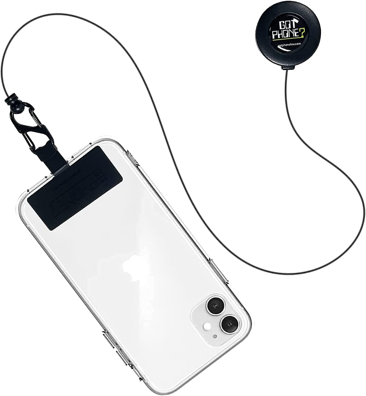 Got Phone Leash Tulsa Mall Retractable Reel for and Most Pad Detroit Mall Phones