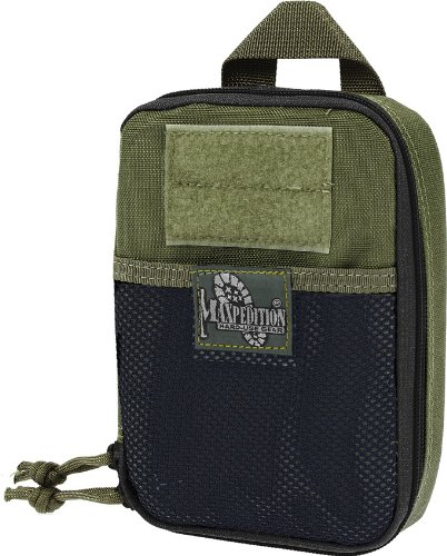Maxpedition, praktische Tasche Fatty, Od Green (grün) - MAXP-261-G