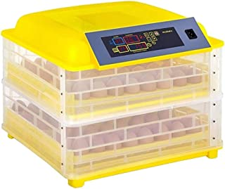 96 Digital Egg Incubator With Automatic Egg Turning And Temperature LCD Display Controller For Chicken Ducks Quails Pigeon...