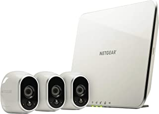 Netgear Arlo Security System with 3 HD Camera (VMS3330)