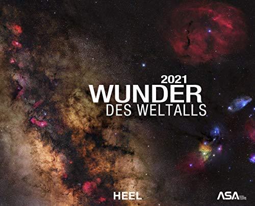 Wunder des Weltalls mit ASA 2021: Der offizielle ASA-Kalender