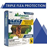 Best Flea Pills - Adventure Plus Triple Flea Protection for Dogs, X-Large Review
