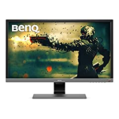 High resolution 4K monitor: 28-inch LCD TN 3840x2160 resolution Eye Care comfort for extended sessions: Proprietary brightness Intelligence Adaptive technology adjusts brightness for comfortable viewing; low Blue light and zero flicker technology pre...