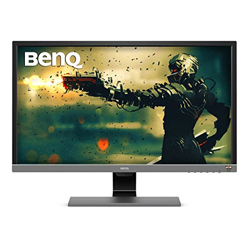 BenQ EL2870U 28 inch 4K Monitor for Gaming 1ms Response Time,...