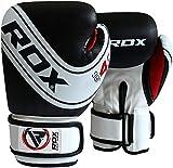 RDX Maya Hide Leather 6oz Training Mitts...