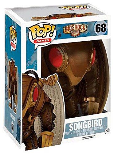 Funko funkoBOBUGU184Abysse Figur Bioshock 68SIngvogel, aus Vinyl, übergroß (15cm)