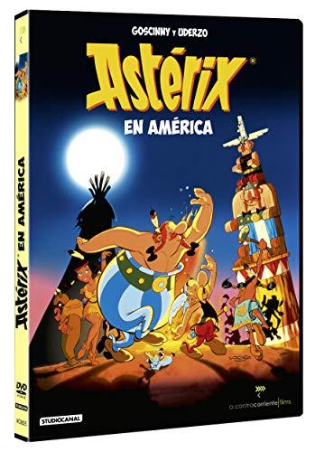 Astérix En America [DVD]